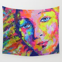 venus Wall Tapestries featuring Venus by Ilya Konyukhov