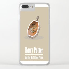 Half-Blood Prince Clear iPhone Case
