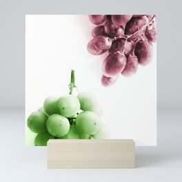 Grapes Mini Art Print