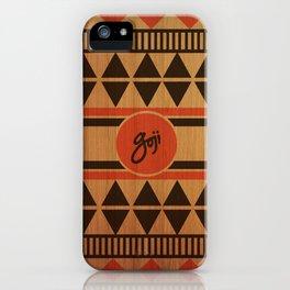 Goji  iPhone Case