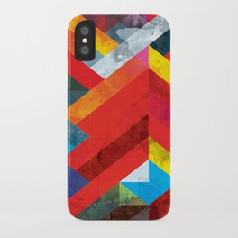Geometrics One iPhone Case