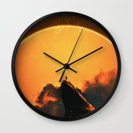 Easy Changes Wall Clock