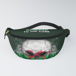 To The Core Collection: Wales Fanny Pack