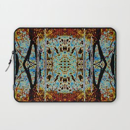 ABSTRACT ICICLES Laptop Sleeve