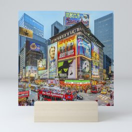 Times Square III Special Edition I Mini Art Print