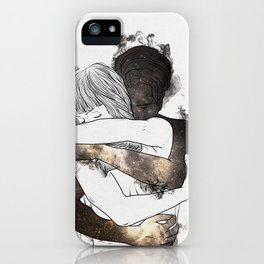 I would keep you forever (GOLD). iPhone Case