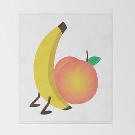 Food Porn Throw Blanket