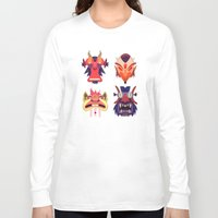 minions Long Sleeve T-shirts featuring minions by Clément De Ruyter