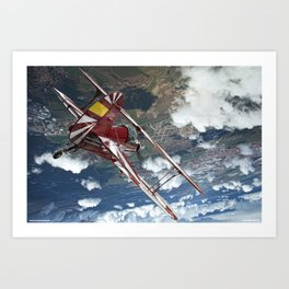 Pitts Special Art Print