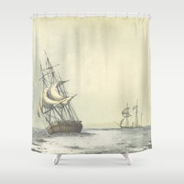 That isnt Jack Sparrow Shower Curtain