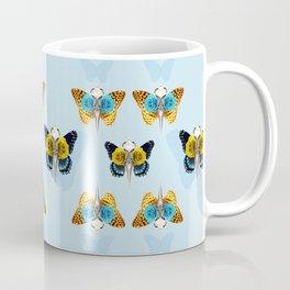 Bird skull pattern Coffee Mug