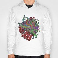 psychedelic Hoodies featuring Psychedelic   by Malsano