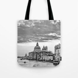 A view of Venice from the Accademia Bridge Tote Bag