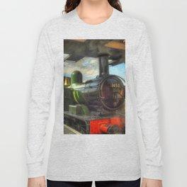 Steam Train 1450 Long Sleeve T-shirt
