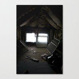 light in the attic  Canvas Print