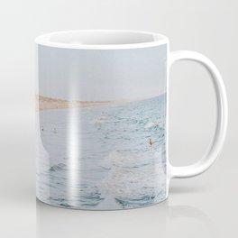 Santa Monica Beach, California Coffee Mug