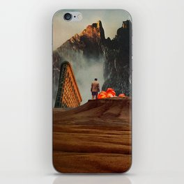 My Worlds Fall Apart iPhone Skin