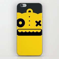 Monster Art iPhone & iPod Skin