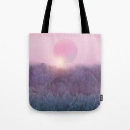 Landscape & gradients XIX Tote Bag