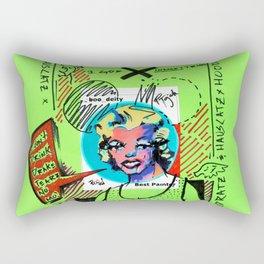 HR|HC X Boo Deity Rectangular Pillow