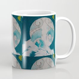 Abstract Octopus Coffee Mug