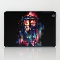 texture iPad Cases featuring All of Time and Space by Alice X. Zhang