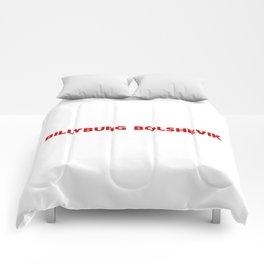 Billyburg Bolshevik Comforters