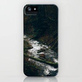 Latourell Creek iPhone Case