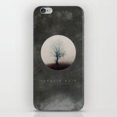 Paradis Noir iPhone & iPod Skin
