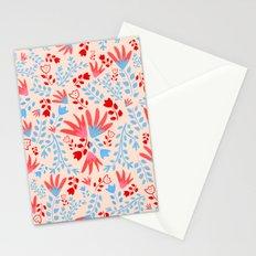 Tulip Pattern Stationery Cards