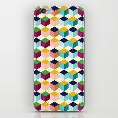 Cube #2 iPhone & iPod Skin