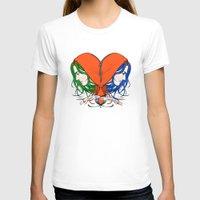 nietzsche T-shirts featuring Clementine's Heart by castlepöp