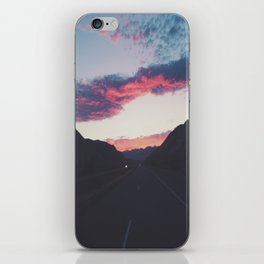 Drive II iPhone Skin