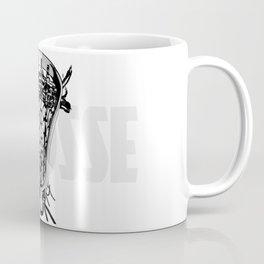 Lacrosse Negative Coffee Mug
