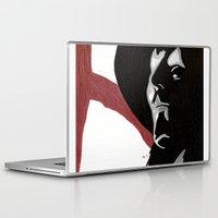 vendetta Laptop & iPad Skins featuring V For Vendetta by Paxelart