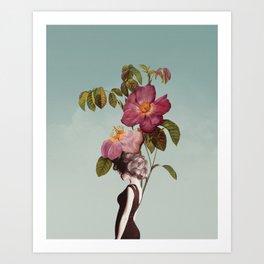 Stranger in Paradise Art Print