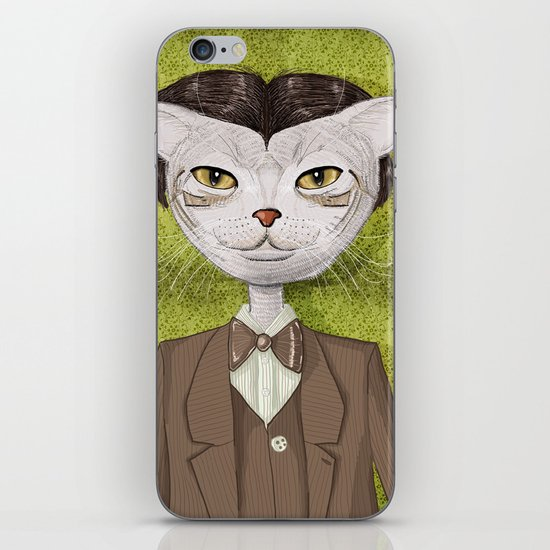 Mr. Jones iPhone & iPod Skin