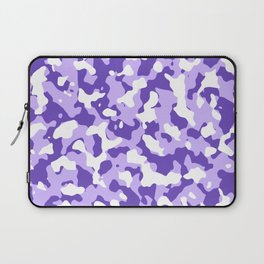 Camouflage Purple Laptop Sleeve