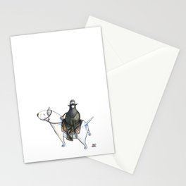 Numero 0 -Cosi che cavalcano Cose - Things that ride Things- Stationery Cards