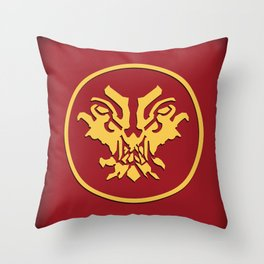 Hannibal Chau  Throw Pillow