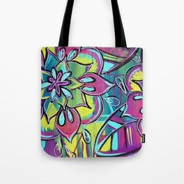 Sing A New Song Tote Bag