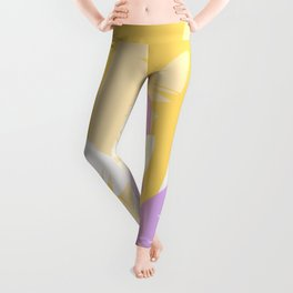 The Pale Banana Tree Leggings