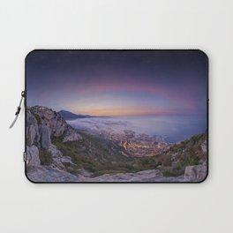 Foggy Sunshine Laptop Sleeve