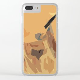 Natural2 Clear iPhone Case