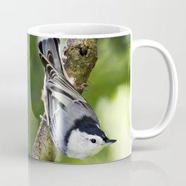 Charming Nuthatch Coffee Mug
