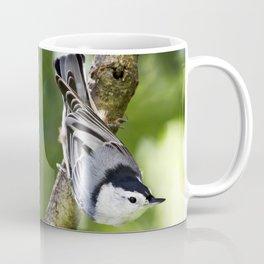 Charming Nuthatch Coffee Mug