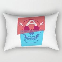 Captain America Rectangular Pillow