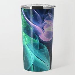 Wings of Light Travel Mug