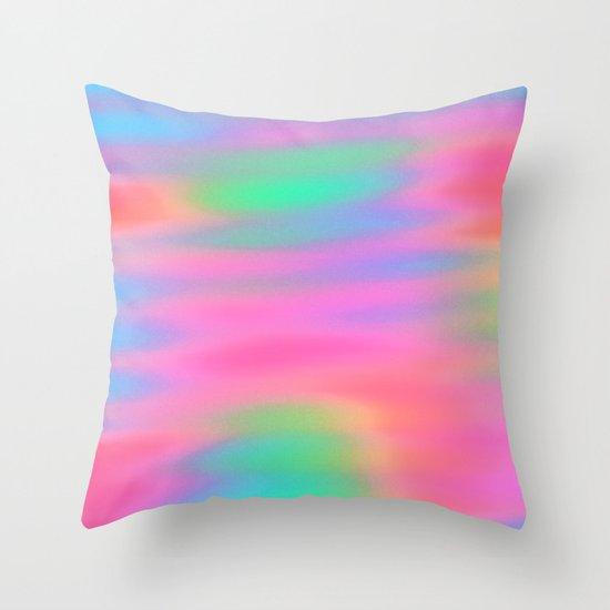 Oh So Pretty! Throw Pillow