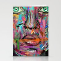 wonder Stationery Cards featuring Wonder by Archan Nair